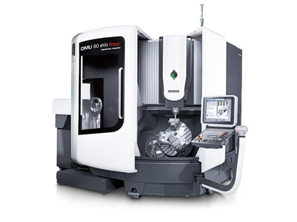 5-Achs CNC Fräsmaschine DMU 60 evo