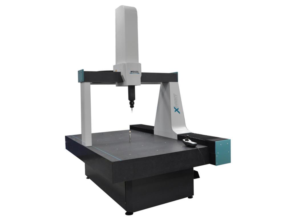 3D-KoordinatenMessmaschine Wenzel LH 87