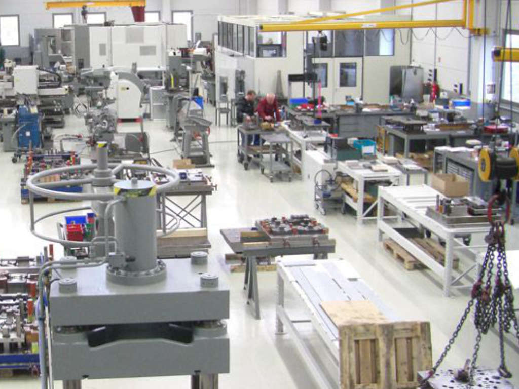 Dies sind nur einige Beispiele aus unserem Maschinenpark